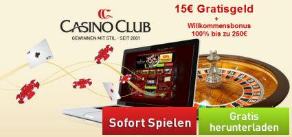 casino club ohne einzahlung